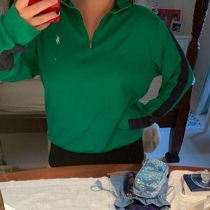 Ralph Lauren Quarter Zip Pullover. Great condition